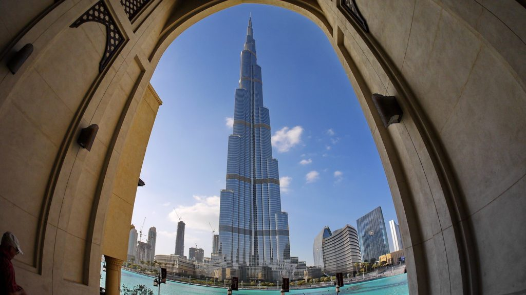 Top 10 Dubai Sightseeing places