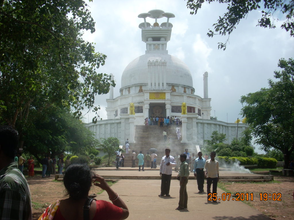 Dhabal Giri Temple