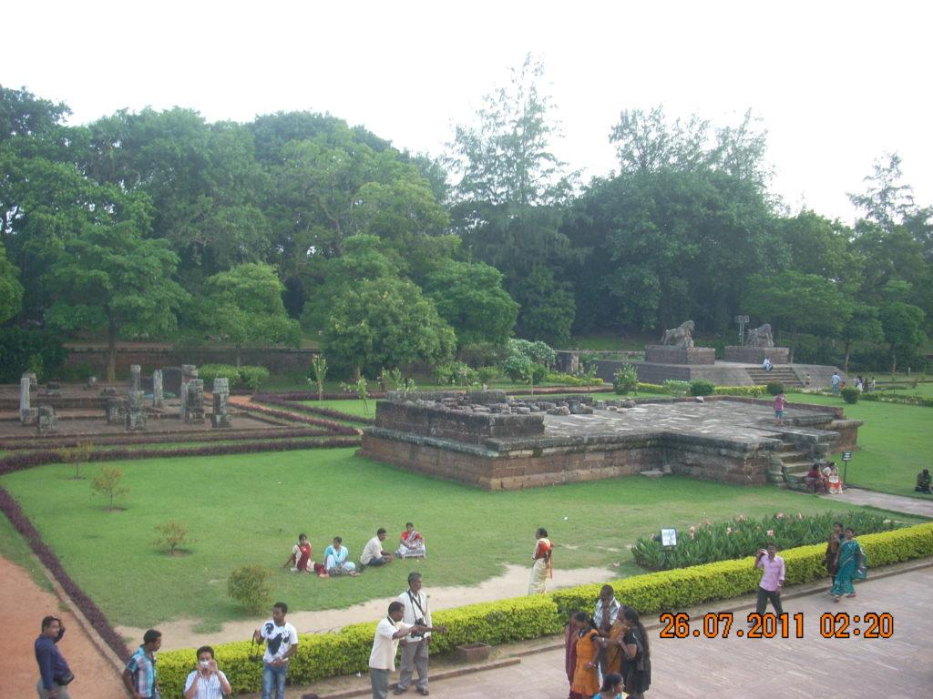 Konark Temple Orissa