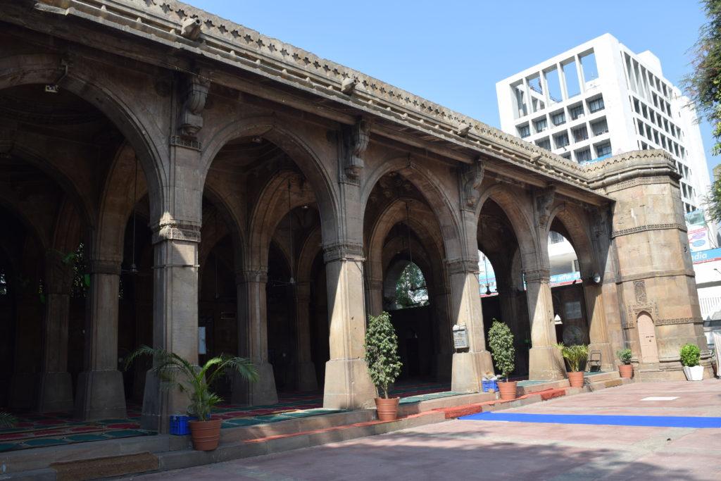 Siddi Sayad Mosque, Ahmedabad