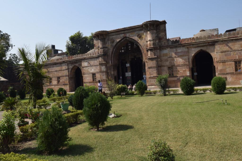 Jama Mosque Ahmadabad