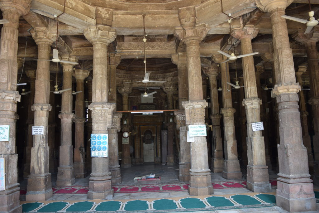 Jama Mosque, Places near Ahmedabad