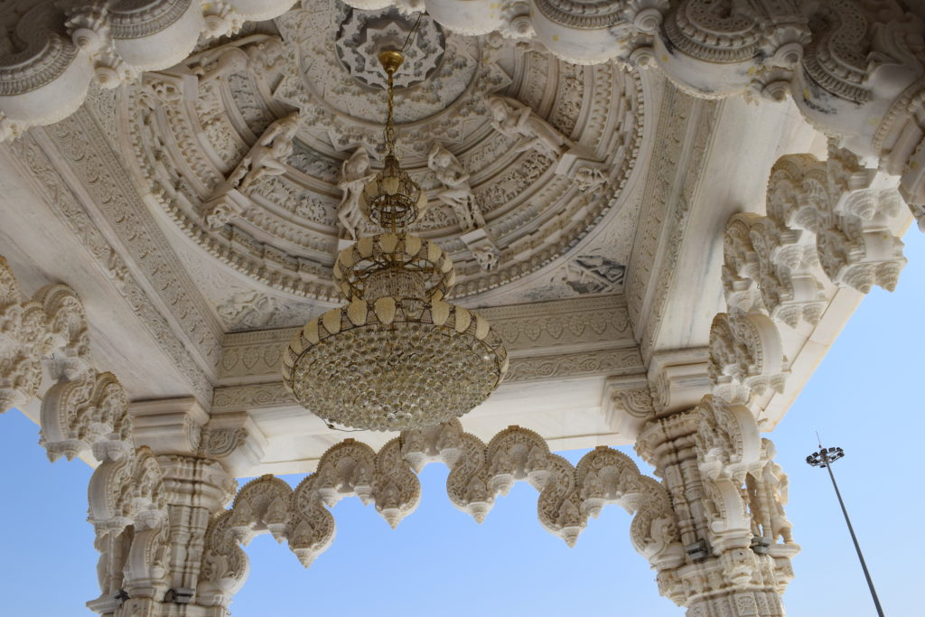 Beautiful architecture of Swaminathan temple