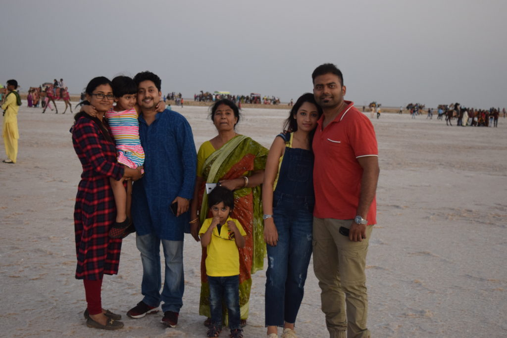 We at Rann of Kutch