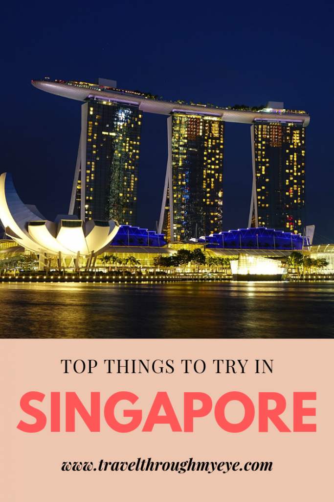 Top things to try in Singapore