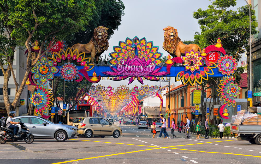Little India- Places to visit in Singapore