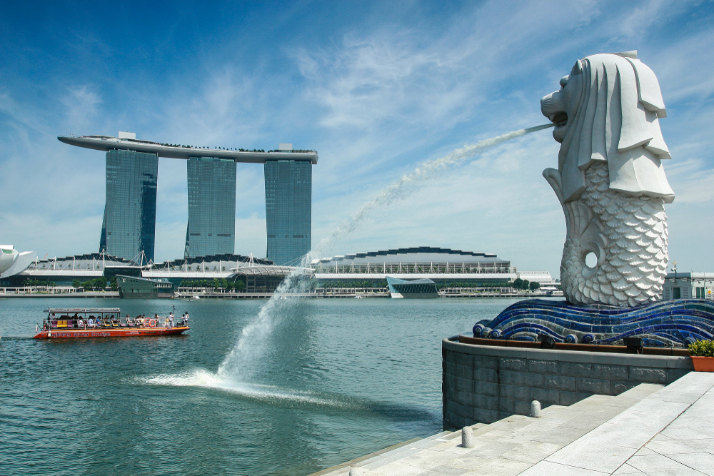 Things to try in Singapore