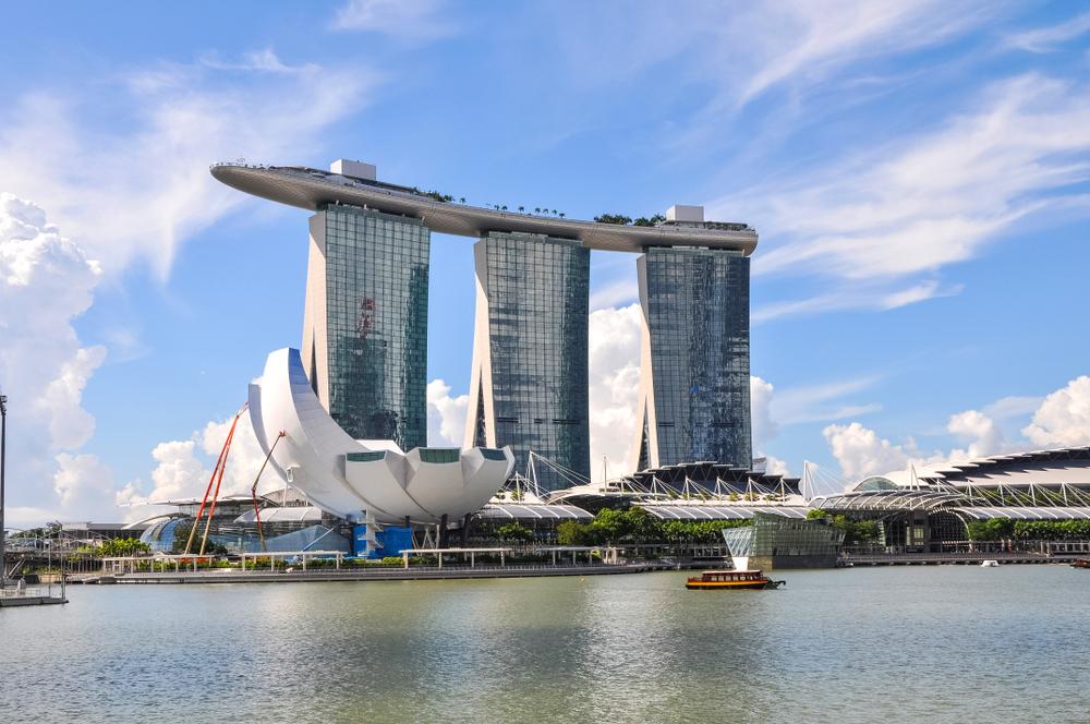 Merina Bay, Singapore must see